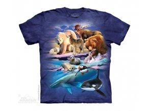 Tričko Aljaška - Dětské
