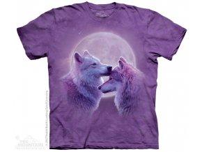 Tričko Zamilovaní vlci - Dětské