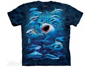 Tričko Žraloci - Kéž bys tu byl - Dětské