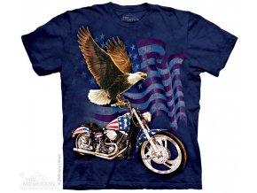 Tričko Zrozen k jízdě - Born to ride