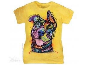 Dámské Tričko Oblíbená Rasa - Dean Russo