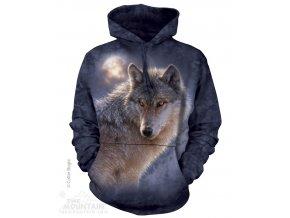 Mikina Dobrodružný Vlk