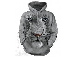 Mikina Bílý Tygr