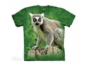 Tričko Lemur - Dětské