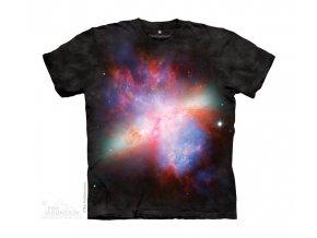 Tričko Galaxie - Dětské