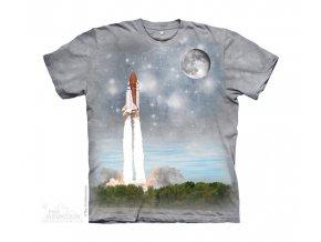 Tričko Let k ISS - Dětské