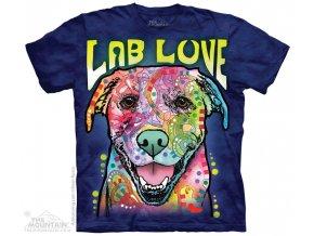 Tričko Labrador - Dean Russo