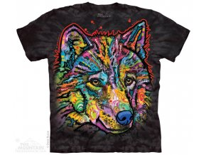 Tričko Vlk - Dean Russo
