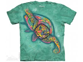 Tričko Mořská Želva - Dean Russo