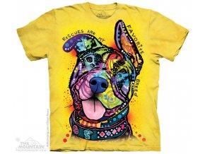 Tričko Oblíbená Rasa - Dean Russo - Dětské