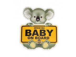 Koala Baby on Board