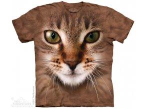 Dětské Tričko Kočičák I