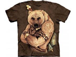 Ilustrovaný medvěd