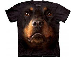 Tričko Rottweiler Face