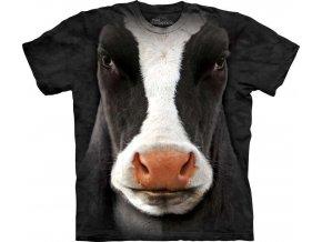 Tričko Černá kráva - Dětské