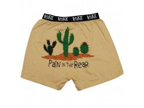 Trenky Bolest v Zadku - Kaktus