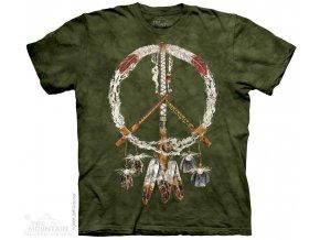 Tričko Dýmka míru