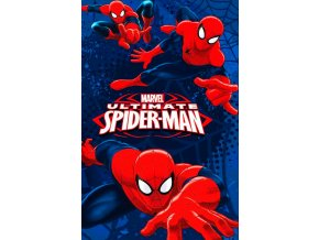 Fleece Deka Spiderman