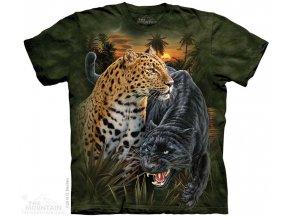 Dětské Tričko Dva Jaguáři