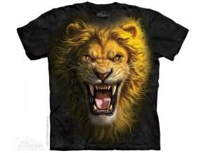 Dětské Tričko Asijský Lev