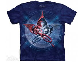 Tričko Pentragramový Draci