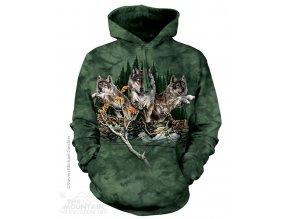 Mikina Najdi 12 vlků