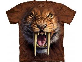 Tričko Divoký tygr - Dětské