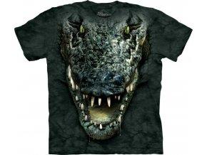 Tričko Krokodýlí hlava - Dětské