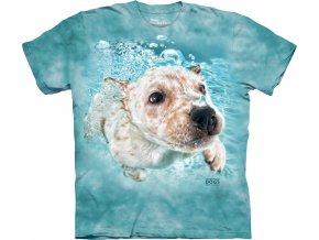 Dětské Tričko potápějící se se Pes Corey