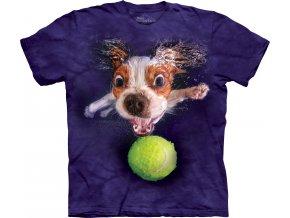 Tričko potápějící se Pes Monty