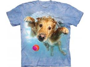 Dětské Tričko Podvodní Pes Frisco