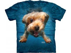 Tričko potápějící se Pes Brody - 2017
