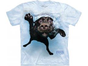 Dětské Tričko potápějící se Pes Duchess
