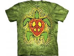 Rasta mírová želva