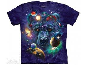 Dětské Tričko Grizzly v Kosmu - 2017