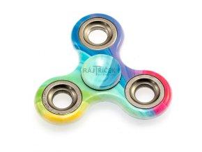 Fidget Spinner Barevný 12