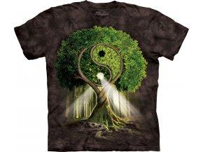 Tričko Keltský Strom Black - Limitovaná Edice