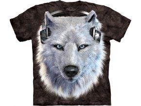 Tričko DJ Wolf - Limitovaná Edice