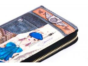 Peněženka Džínová Dívka 1