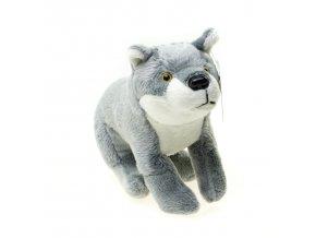 Plyšák Vlk