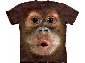 Tričko Dítě Orangutan - Dětské