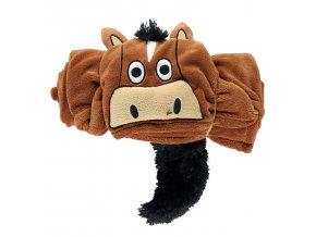 Dětská fleecová deka - Kůň