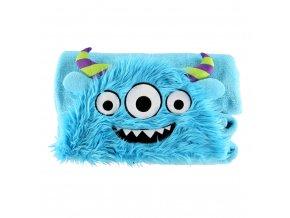 Dětská fleecová deka - Monster