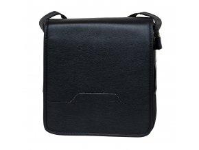 Elegantní pánská taška - černá - větší
