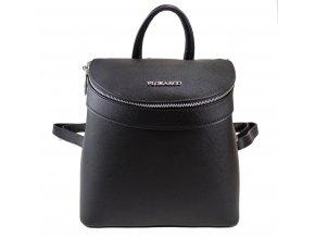 Luxusní batoh Flora & Co - černý - Kufřík