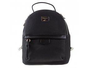 Luxusní batoh a taška v jednom Flora & Co - černý