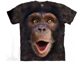 Tričko Happy Chimp