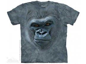 Tričko Usmívající se Gorila