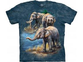Tričko Asijský Slon
