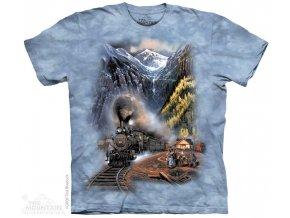 Tričko lokomotiva - Telluride Homecoming - Dětské